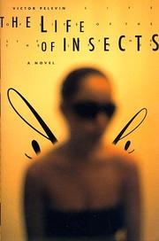 Cover art for THE LIFE OF INSECTS