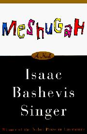 Cover art for MESHUGAN