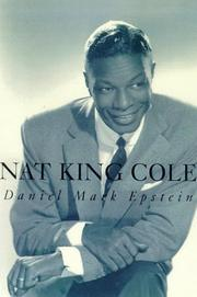 Cover art for NAT KING COLE