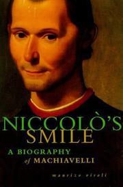 NICCOLÒ'S SMILE by Maurizio Viroli