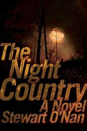Cover art for THE NIGHT COUNTRY