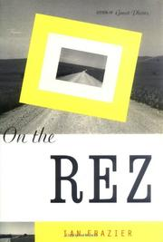 Book Cover for ON THE REZ
