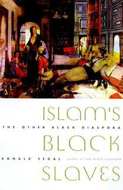 Cover art for ISLAM'S BLACK SLAVES