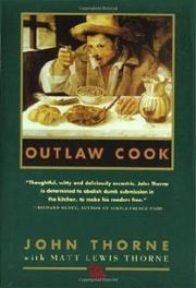 Cover art for OUTLAW COOK