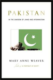 PAKISTAN by Mary Anne Weaver