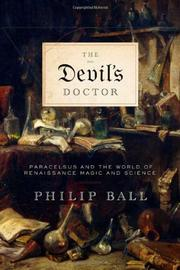 Cover art for THE DEVIL'S DOCTOR