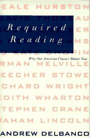 Book Cover for REQUIRED READING