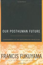 Cover art for OUR POSTHUMAN FUTURE