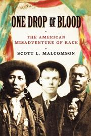 ONE DROP OF BLOOD by Scott L. Malcomson