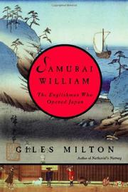SAMURAI WILLIAM by Giles Milton