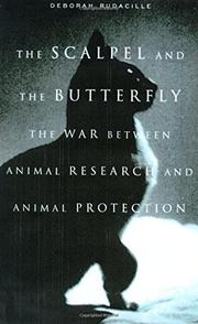 Cover art for THE SCALPEL AND THE BUTTERFLY