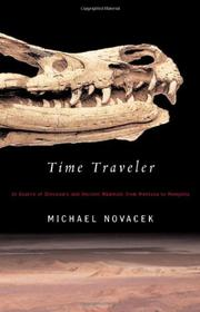 TIME TRAVELER by Michael Novacek