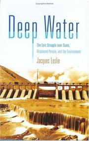 Book Cover for DEEP WATER
