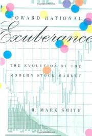 TOWARD RATIONAL EXUBERANCE by B. Mark Smith