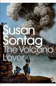 Book Cover for THE VOLCANO LOVER