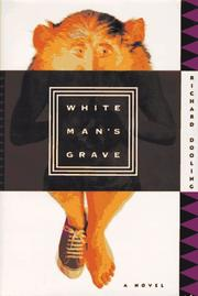 Cover art for WHITE MAN'S GRAVE