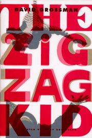 Book Cover for THE ZIGZAG KID