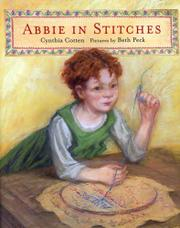 ABBIE IN STITCHES by Cynthia Cotten