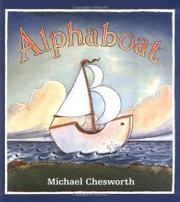 ALPHABOAT by Michael Chesworth