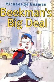 BEEKMAN'S BIG DEAL by Michael de Guzman