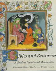 BIBLES AND BESTIARIES by Elizabeth B. Wilson
