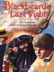 Cover art for BLACKBEARD'S LAST FIGHT