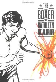 THE BOXER by Kathleen Karr