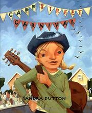 Book Cover for CAPP STREET CARNIVAL