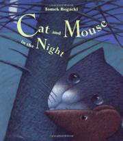 CAT AND MOUSE IN THE NIGHT by Tomek Bogacki