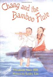 Cover art for CHANG AND THE BAMBOO FLUTE