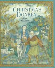 THE CHRISTMAS DONKEY by Gillian McClure