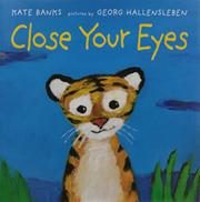 Book Cover for CLOSE YOUR EYES