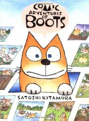 COMIC ADVENTURES OF BOOTS by Satoshi Kitamura