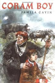 Cover art for CORAM BOY