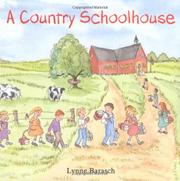 Book Cover for A COUNTRY SCHOOLHOUSE