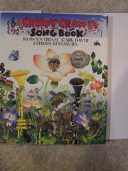 A CREEPY CRAWLY SONG BOOK by Hiawyn Oram