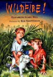 WILDFIRE! by Elizabeth Stur Hill