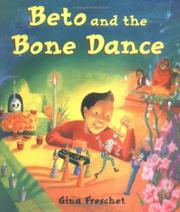 Cover art for BETO AND THE BONE DANCE