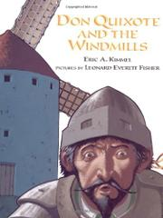 Cover art for DON QUIXOTE AND THE WINDMILLS