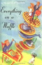 Book Cover for EVERYTHING ON A WAFFLE