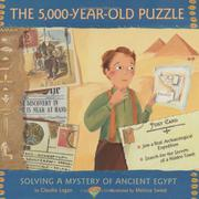 THE 5,000-YEAR-OLD PUZZLE by Claudia Logan