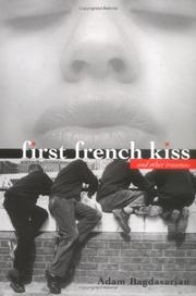 Cover art for FIRST FRENCH KISS