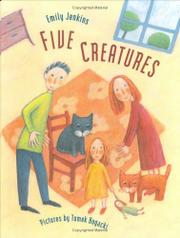 Cover art for FIVE CREATURES