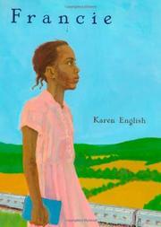 FRANCIE by Karen English