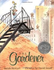 Cover art for THE GARDENER