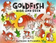 GOLDFISH HIDE-AND-SEEK by Satoshi Kitamura