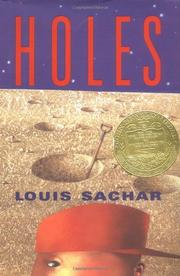 Book Cover for HOLES