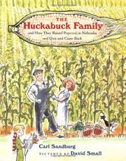 THE HUCKABUCK FAMILY by Carl Sandburg
