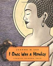 Cover art for I WAS ONCE A MONKEY