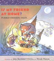 IS MY FRIEND AT HOME? by John Bierhorst